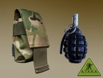 Grenade Launcher Pouch