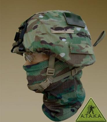 Ninja Balaclava Sturmhaube ML