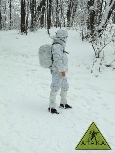 Alpina ~ Ghillie Suit Winter