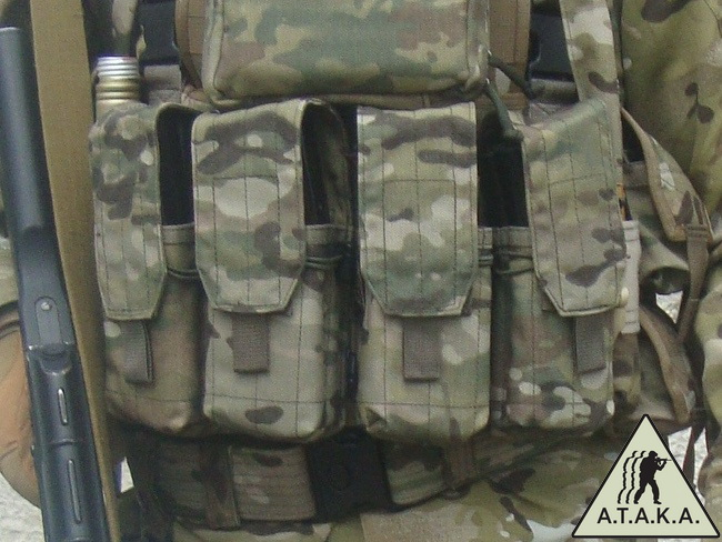 Rifle Pouch Closed