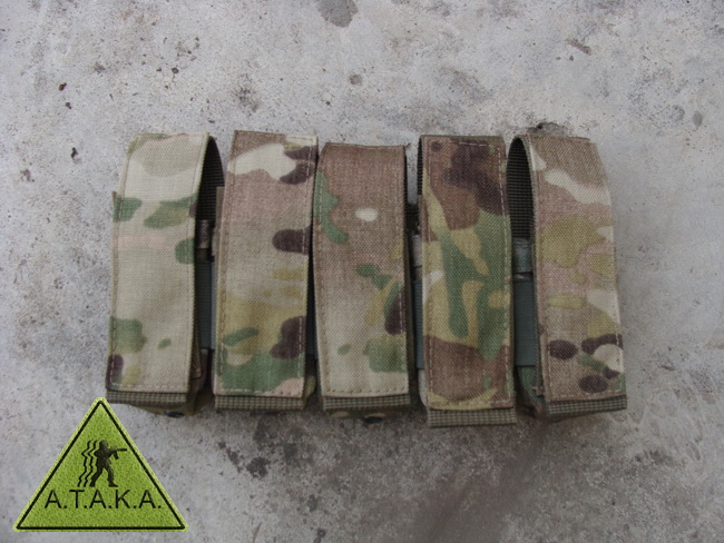 Launcher Pouch 5x40mm