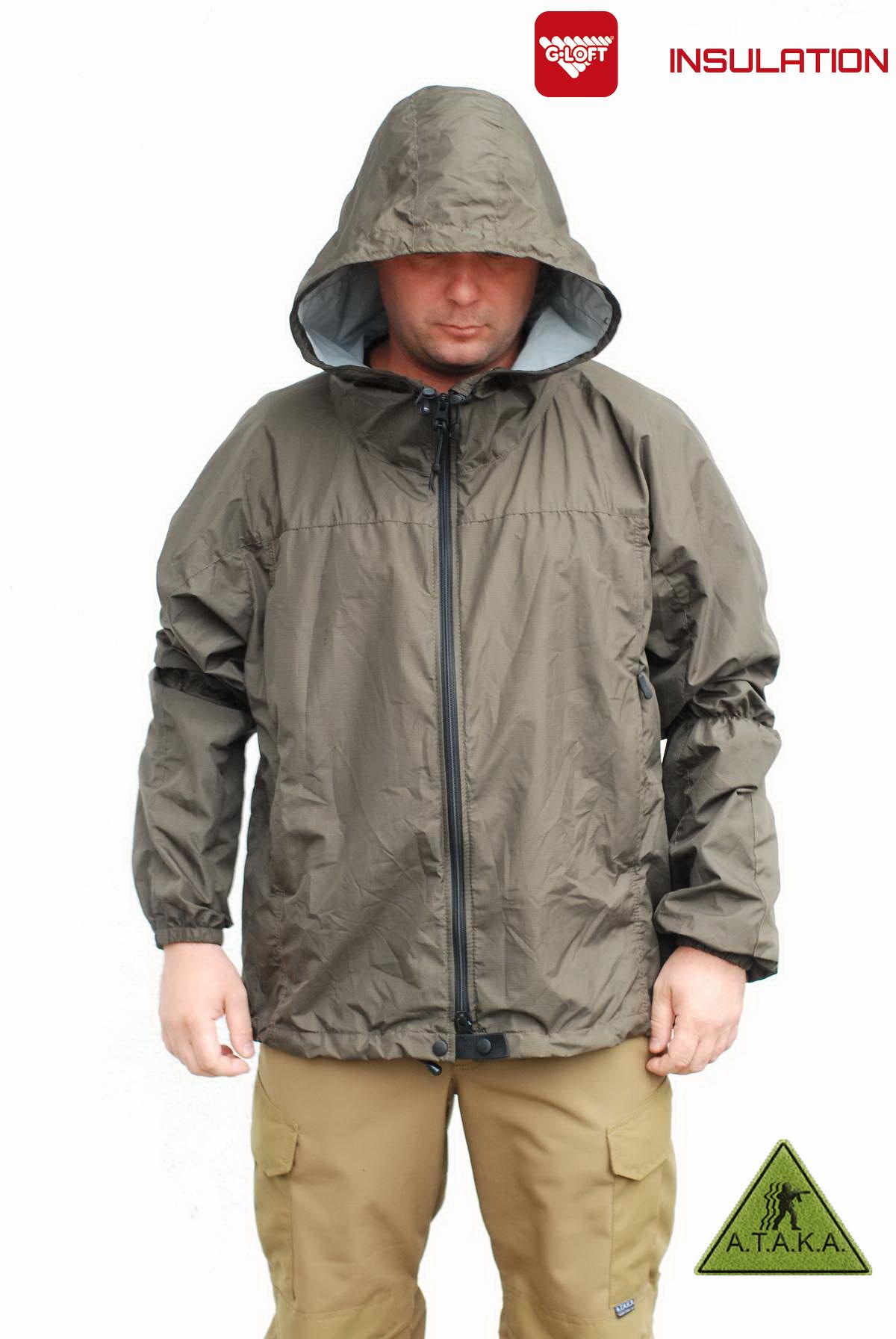 G-Loft Wind und Regen Jacke
