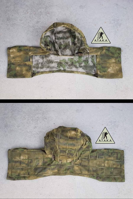 Sniper Hood Viper G4 - Netz ohne Fadentarnung