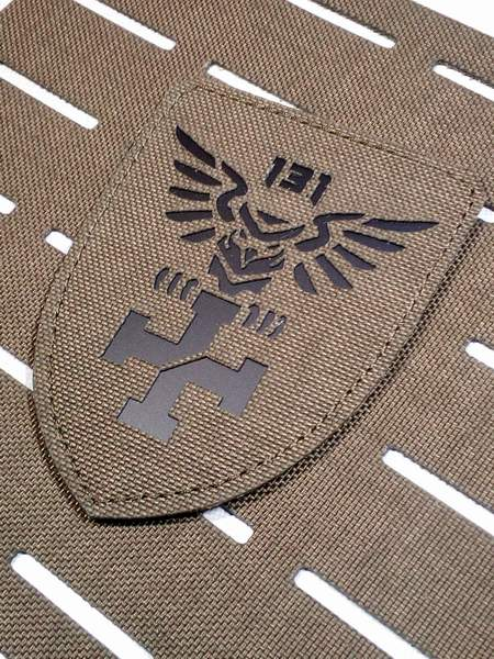 Patch Cordura Lasercut