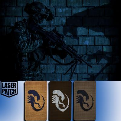 Alien Xenomorph Tactical Laser Patch