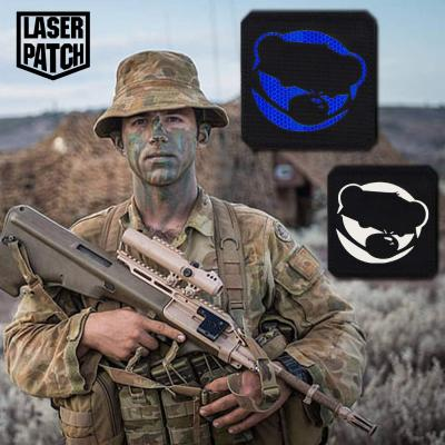 Bear Tactical Multicam Laser Patch 1