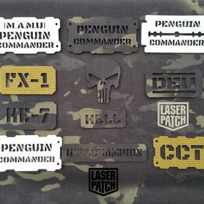 Call Sign Laser Patch 0008