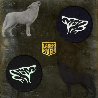 Dog Tactical K9 Laser Patch