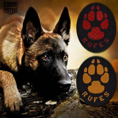 K9 Dog Tactical Laser Patch