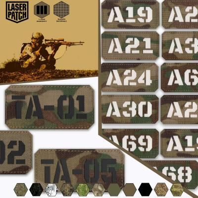 Laser Patch Callsign Multicam
