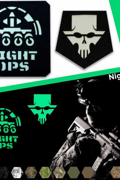 Laser Patch Night Ops