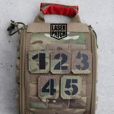 Lasercut Patch Cordura Milticam Z