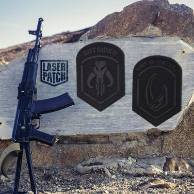 Outsider Airsoft Tactical Multicam Laser Patch