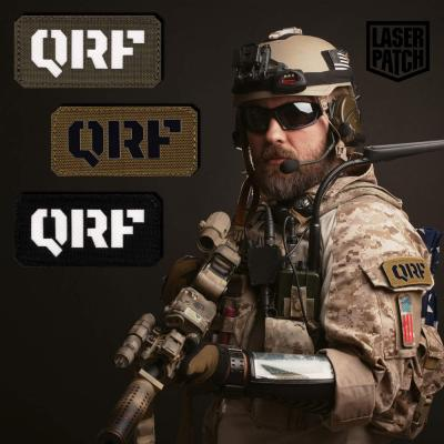 Qrf Quick Reaction Force Military Laser Patch