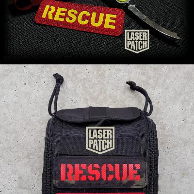 Rescue Laser Patch 0072