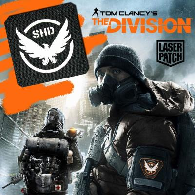 Shd Tom Clancys The Division Laser Patch