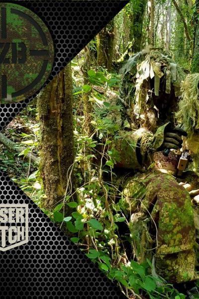 Sniper Pencott Greenzone Military Laser Patch