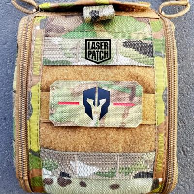 Spartan Laser Patch 0032