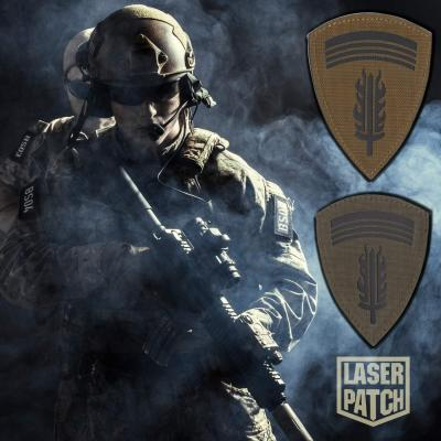 Special Force Nato Laser Patch