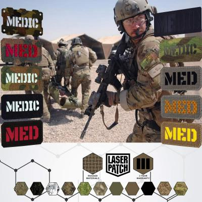 Tactical Medic Laser Patch