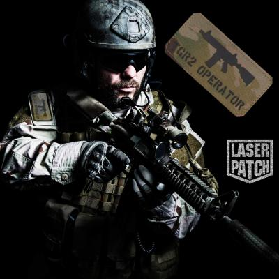 Tgr2 Multicam Laser Patch