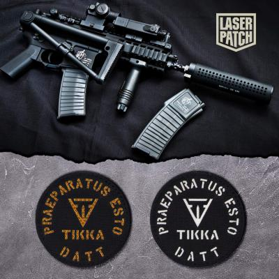 Tikka Airsoft Tactical Laser Patch