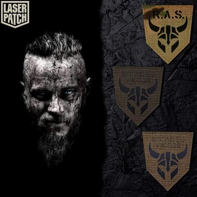 Vikings Tactical Military Callsign Laser Patch